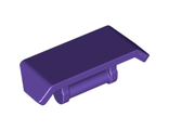 Vehicle, Spoiler 2 x 4 with Handle, Dark Purple (98834 / 6133540)
