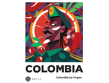 Кофе Colombia La Virgen, Atlas Coffee, 250 гр