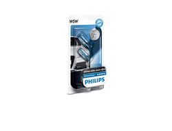 W5W Philips BlueVision Ultra 4300K