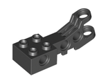 Technic Motorcycle Pivot, Black (2904 / 4295131 / 4543263 / 6181757)