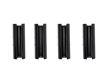 930-0138 S&S Cycle PUSHROD KEEPER TUBES BLACK 2017-up M8 Models