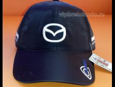 Бейсболка с логотипом MAZDA  (зима)