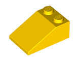 Slope 33 3 x 2, Yellow (3298 / 329824)