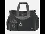 Универсальная сумка для мамы на коляску Beaba Sydney Nursery Bag Black