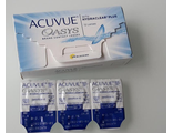 Acuvue OASYS with Hydraclear Plus (1 линза) радиус кривизны 8.4