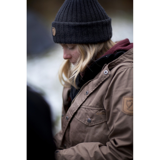 Шапка Fjallraven Byron Hat Black