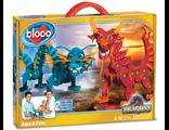 Bloco Dragons: Aqua & Pyro Конструктор Блоко Драконы: «Драконы Воды и Огня»