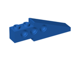 Technic Slope 33 6 x 1 x 1 2/3 Long Wing Back, Blue (2744 / 6127332 / 6167028)