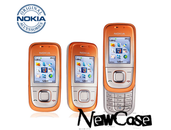Хит❶ Корпус для Nokia 2680 slide Orange