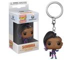 Брелок Funko Pocket POP! Keychain: Overwatch: Sombra