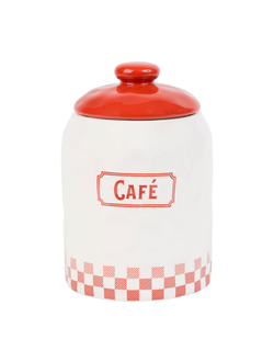 Банка для кофе POT CAFE GASTON RGE D10.5X15.5