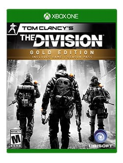 Tom Clancy's The Division - Gold Edition [RU] (Xbox One)