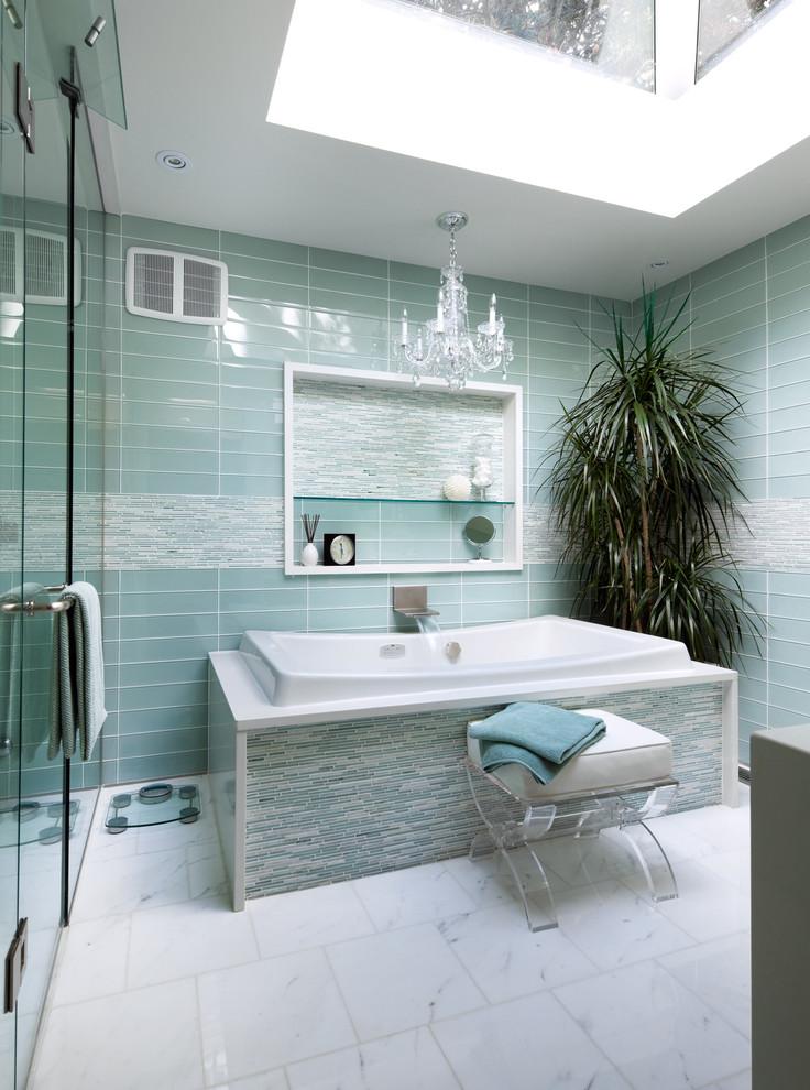 Купить Ванная комната Самые Синие Модный стиль