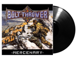 BOLT THROWER Mercenary LP