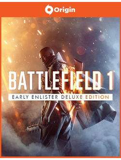 Battlefield 1 - Early Enlister Deluxe Edition [ORIGIN] (PC)