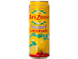 Arizona Lemonade 0,68л(США)