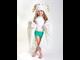 Детское полотенце с капюшоном Zoocchini Зайка Белла