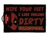 Коврик Deadpool (Dirty)