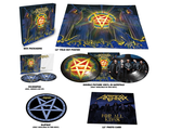 ANTHRAX For all kings BOX SET