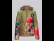 Куртка для девочек C1685 , Jan Steen ( цвет хаки)