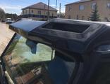 Козырёк на лобовое стекло Mercedes W463 (в стиле 6х6)