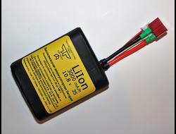Всесезонный (butt type) аккумулятор Li-Ion 10.8 v 3000 ma/h