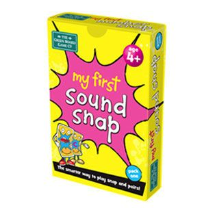 My first sound snap 2 packs