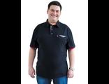 Стильная рубашка-поло  Артикул: 50135 Размеры 60-78