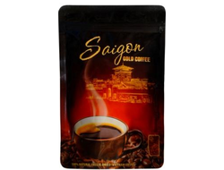 SAIGON GOLD COFFEE Растворимый сублимированный кофе 75 гр