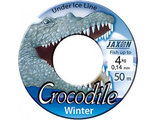 Леска зим. Jaxon Crocodile Winter