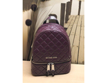 Рюкзак Michael Kors Rhea Quilted Medium Lilac / Сиреневый