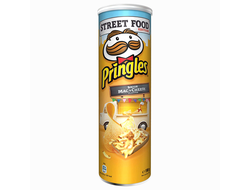 Pringles Street Food Edition Bacon Mac & Cheese