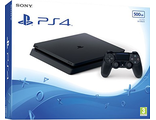 Sony Playstation 4 Slim 500 гб.