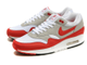 Nike Air Max 1 Ultra Moire Summit White/Challenge Red (41-45)