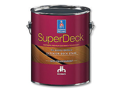 Sherwin Williams SuperDeck Exterior Oil-Based фасадное масло для дерева