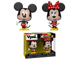 Фигурки Funko VYNL: Disney: 2PK Mickey & Minnie