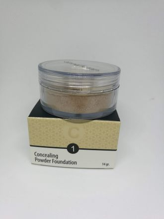 Concealing Powderfoundation Spf17 Камуфляжная Пудра Spf 17 14 ml