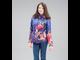 Куртка для девочек C1685 , Jan Steen ( цвет синий и хаки2)