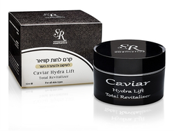 Sr cosmetics Caviar Hydra lift total revitalizer