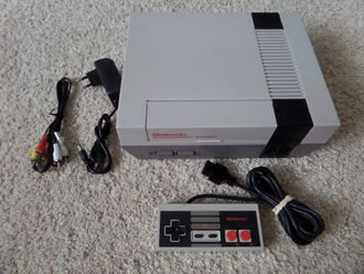 Nintendo Entertainment System NES (N8407988) - Оригинал 1985 - 1995 г.в.
