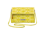 Сумка для мамы Petunia Crossover Clutch: Electric Citrus