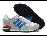 Кроссовки Adidas Zx-750 серые
