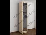 Небольшой шкаф с зеркалом ШКР(I)№3