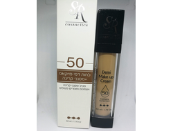 SR cosmetics Demi make up cream SPF 50  50 ml