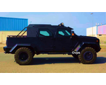 "Custom made armored multi-purpose pickup ""HUNTER"""