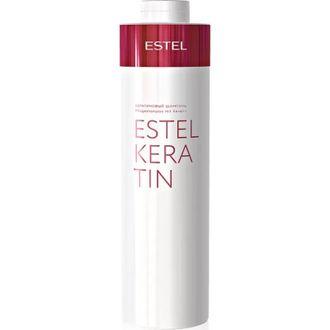 Кератиновый шампунь для волос ESTEL KERATIN 1000 мл.