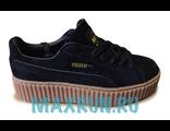 Кроссовки Puma By Rihanna черные