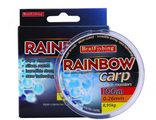 Леска Bratfishing Rainbow Carp 100m 0.32mm