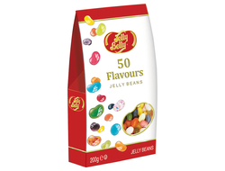 Ассорти Jelly Belly 50 вкусов 250 гр