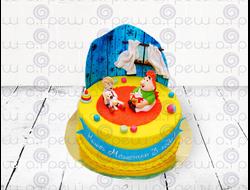 """Торт № 8 """"Карлсон"""" (Детские торты)"""